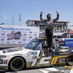 Sheldon Creed wins Gander Truck Series at Worldwide Technology Raceway
