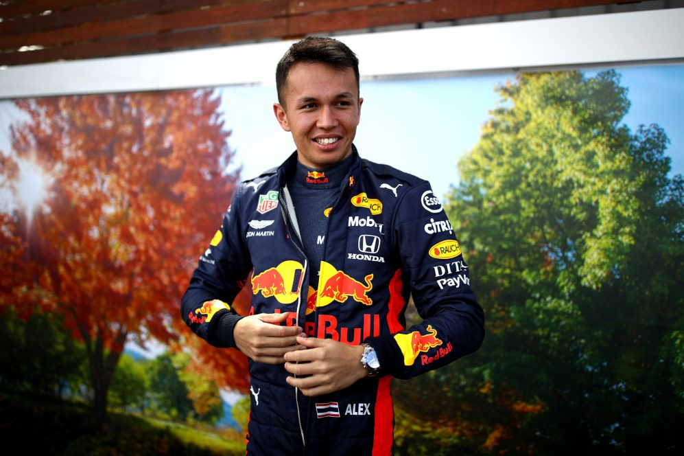 Albon to do part time racing in DTM series for 2021 ...
