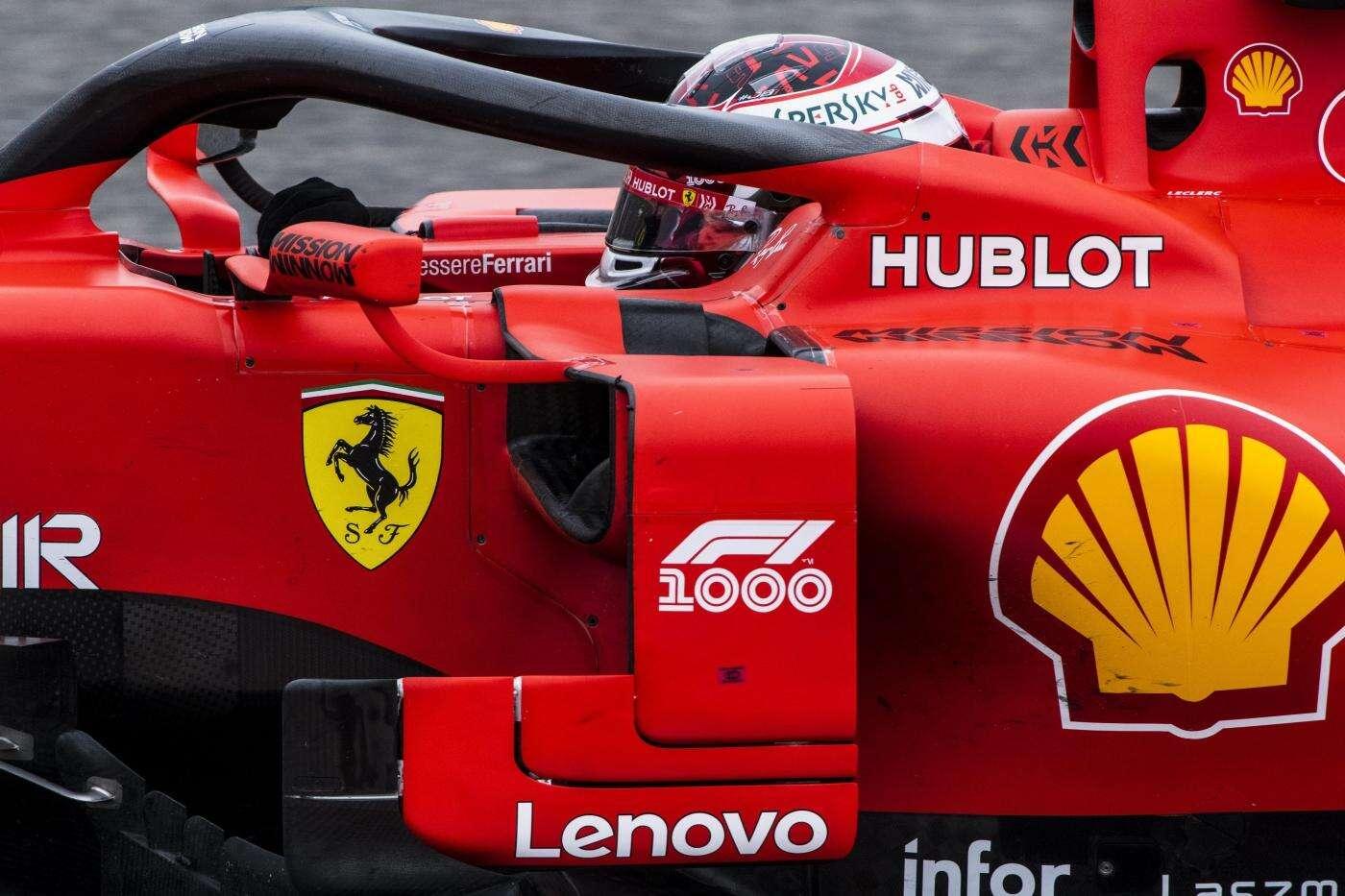 Ferrari Breaks Long Term Partnership With Hublot For Richard Mille Racetrackmasters Com