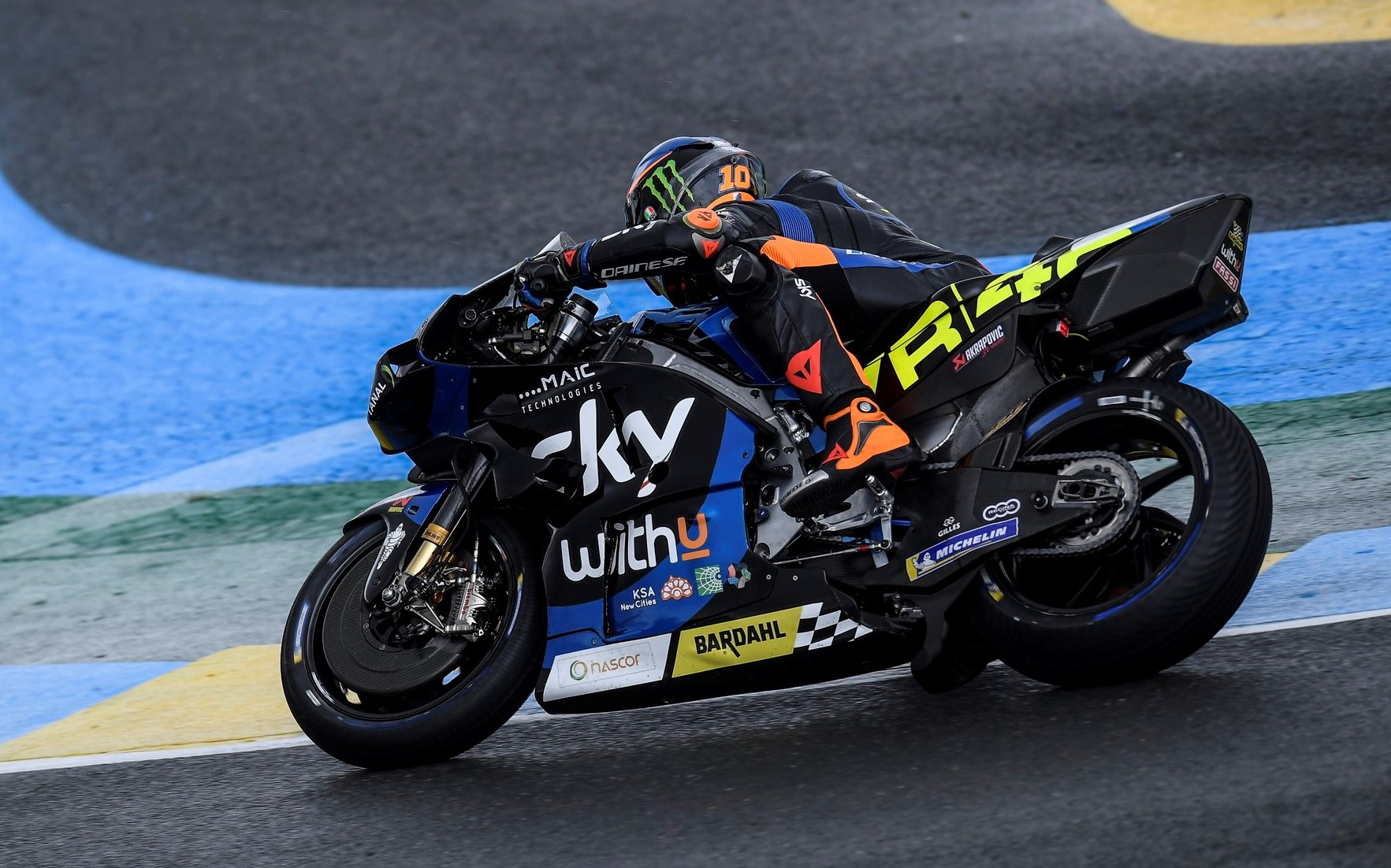Vr46 Set To Be A Satellite Team For Ducati In 2022 Racetrackmasters Com