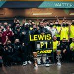 Brawn predicts Hamilton will stretch his win to 120 F1 races