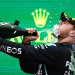 Bottas wins wet Turkish GP as Verstappen takes championship lead