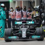 Mercedes believes Hamilton would have gotten a better result if he pitted earlier
