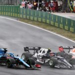 Pierre Gasly was at fault for clashing with Alonso on the first corner